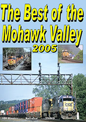Best of the Mohawk Valley 2005 DVD