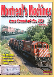 Montreal's Machines Last Stand of the 251, Part 2 DVD
