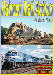 Palmer Rail Action Part 1 DVD