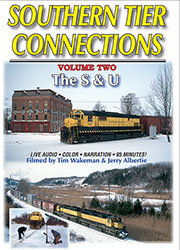Southern Tier Connections Volume 2 DVD
