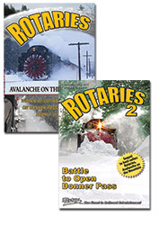 Rotaries 1 Avalanche on the Mountain and Rotaries 2 Battle to Open Donner Pass DVD