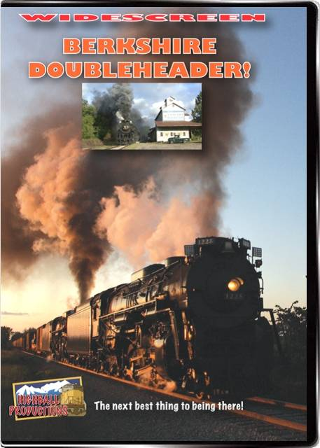 Berkshire Doubleheader! Nickel Plate 765 and Pere Marquette 1225