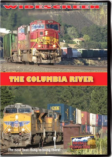Columbia River - BNSF and Union Pacific