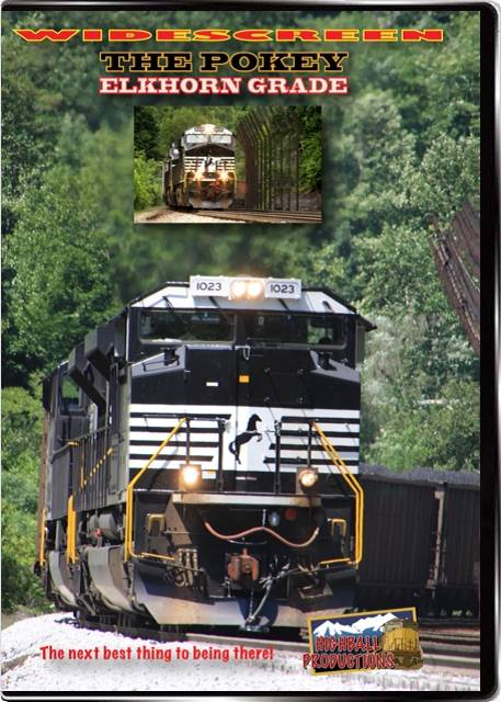 The Pokey - Elkhorn Grade - The Norfolk Southern Pocohontas Division