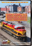 Hot Spots 23 Kansas City, The Bottoms - BNSF, Union Pacific, Norfolk Southern, Kansas City Southern