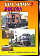 Hot Spots 7 Dolton Illinois - CSX and Union Pacific cross the Indiana Harbor Belt