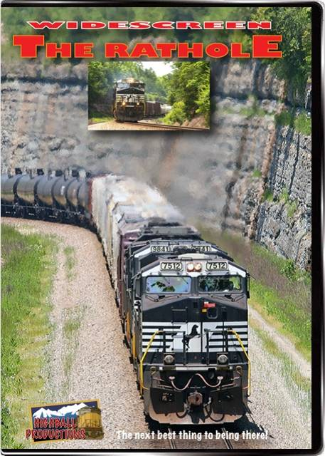 The Rathole - Norfolk Southern CNO&TP Line