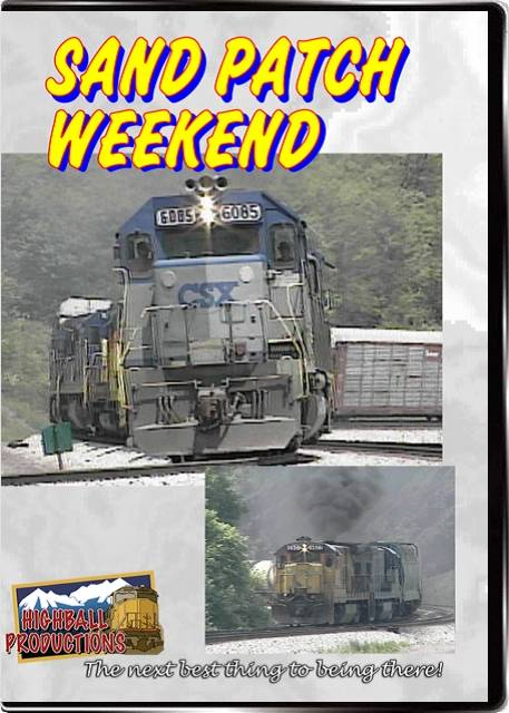 Sand Patch Weekend - CSX