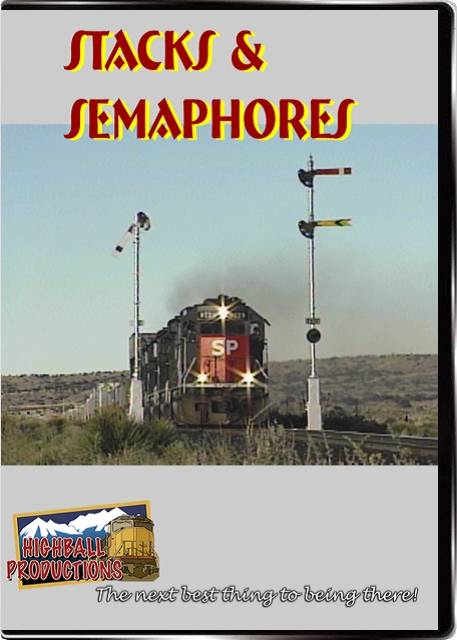 Stacks & Semaphores - Southern Pacific, The Union Pacific Tucumacari Line