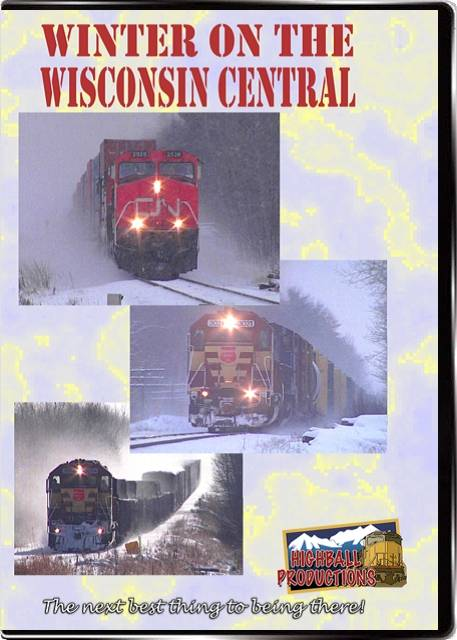 Winter on the Wisconsin Central