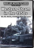 Western Steam in the 1950s