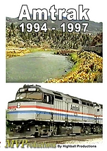 Amtrak 1994 to 1997