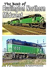 Best of Burlington Northern - Midwest