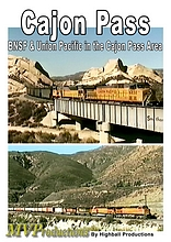 BNSF and Union Pacific at Cajon Pass