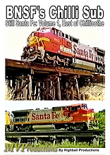 BNSF Chillicothe Sub: Still Santa Fe Volume 1, East of Chillicothe