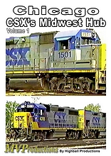 Chicago: CSX Midwest Hub Volume 1
