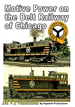Motive Power on the Belt Railway of Chicago