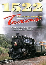1522 Galloping Through Texas DVD