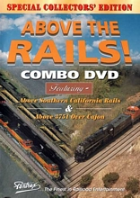 Above the Rails! Combo DVD