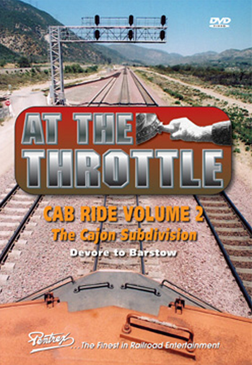 At the Throttle Cab Ride Vol 2 DVD