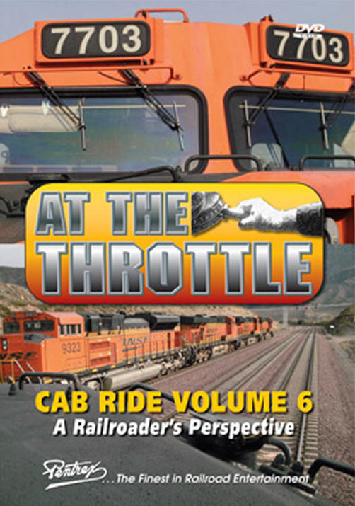 At the Throttle Cab Ride Vol 6 DVD