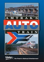 Amtraks Auto Train DVD