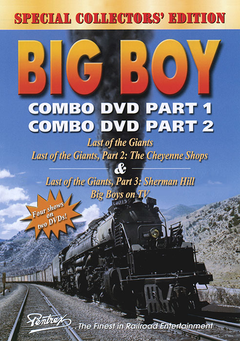 Big Boy Combo  Part 1 and Part 2 DVD Set