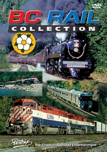 BC Rail Collection DVD