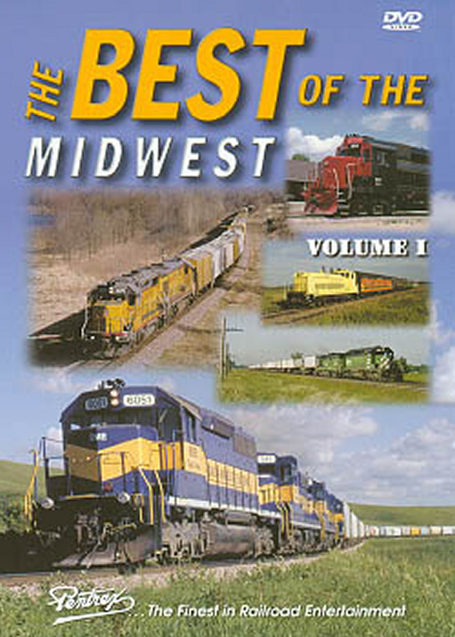 Best Of The Midwest Vol I Dvd Best Of The Midwest Vol I Dvd Pentrex Train Video Dvd