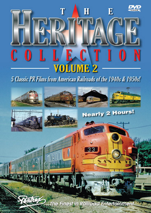 Heritage Collection Vol 2 DVD