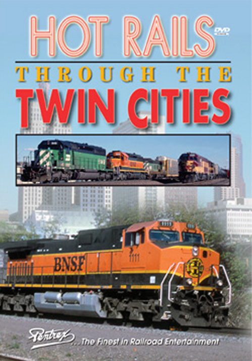 Hot Rails Through the Twin Cities DVD