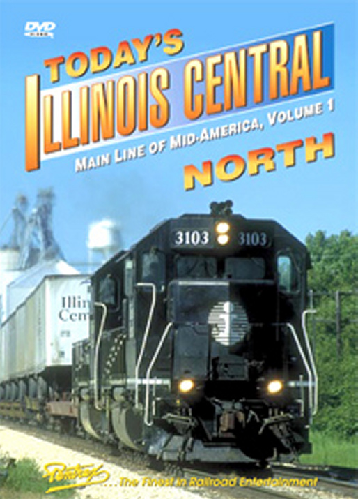 Todays Illinois Central Vol 1 North Dvdtodays Illinois Central