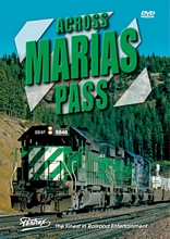 Across Marias Pass DVD
