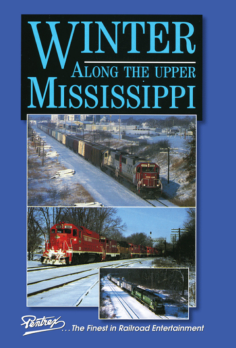 Winter Along the Upper Mississippi DVD