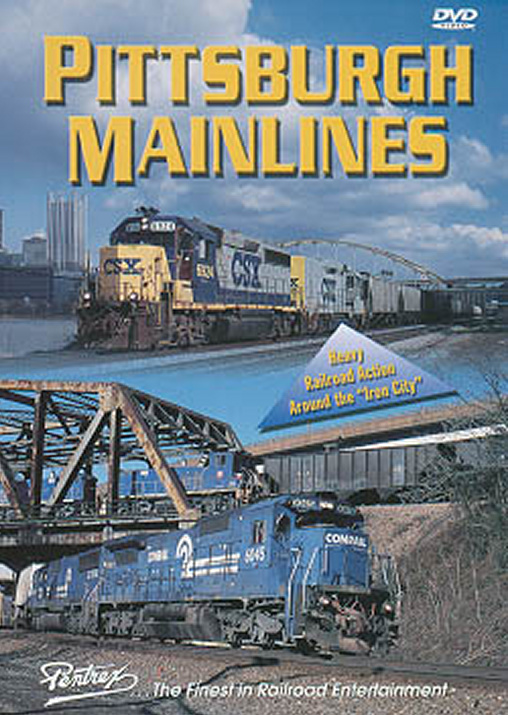 Pittsburgh Mainlines DVD