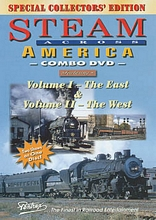 Steam Across America Combo DVD