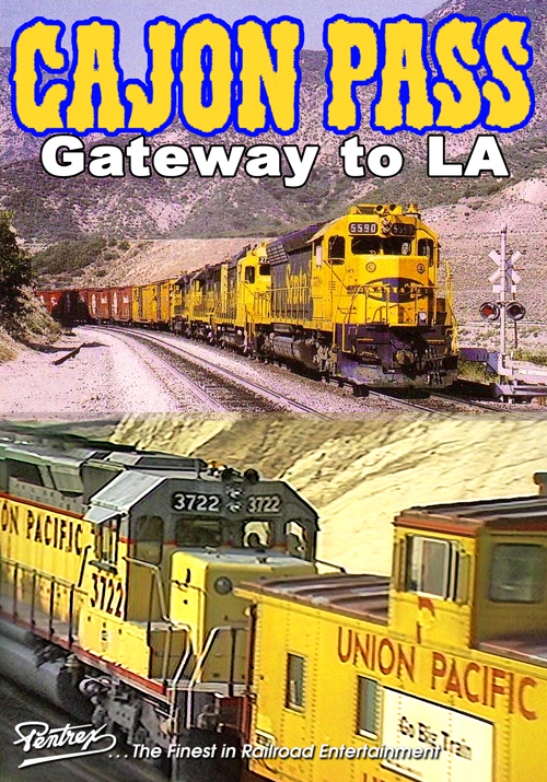 Cajon Pass, Gateway to LA DVD