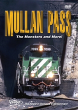 Mullan Pass DVD