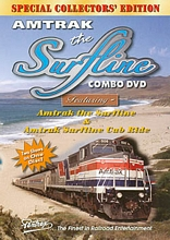 Amtrak the Surfline Combo DVD