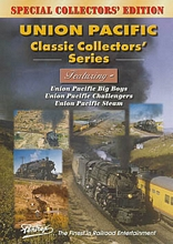 Union Pacific Classic Collectors Series Combo DVD