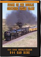 Steam On the Double! Cheyenne Steam Train