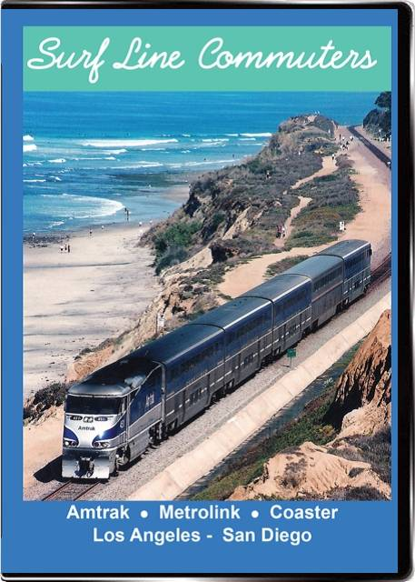 Surf Line Commuters - Amtrak Metrolink Coaster